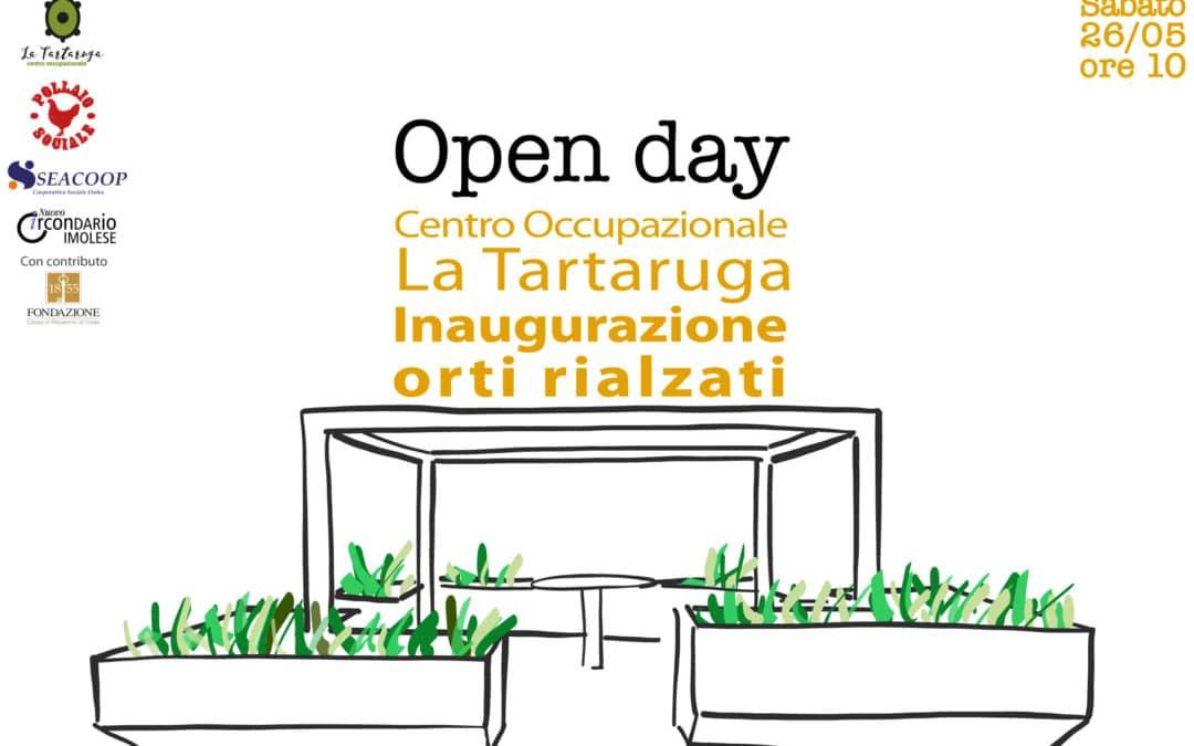 Open Day – Inaugurazione Orti Rialzati