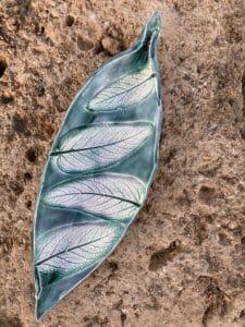 portaincenso in ceramica